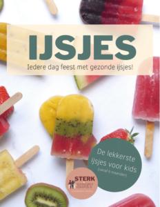 Kookboek IJSJES - gezonde ijsjes voor kinderen